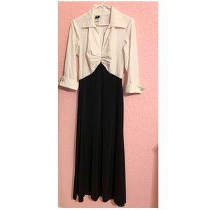 ⭐️ Tadashi Symphony Floor Length Evening Dress ⭐️